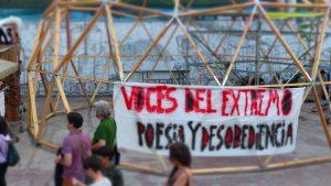 CDR caja abierta pancarta Poesia y desobediencia_3000x1686